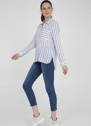 Блузка рубашка женская в полоску only c