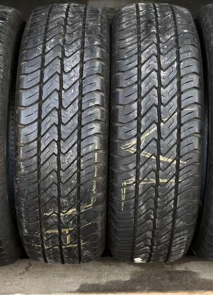 Летняя резина 215/60 R17C. Dunlop Econodrive.