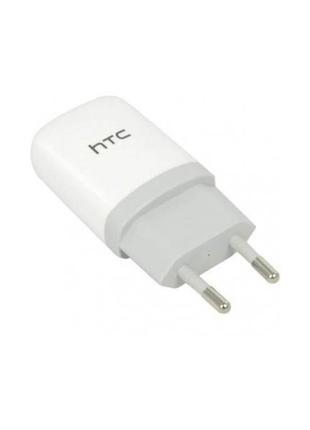 Зарядное устройство, Адаптер Питания HTC TC-E250, белый, кабель M