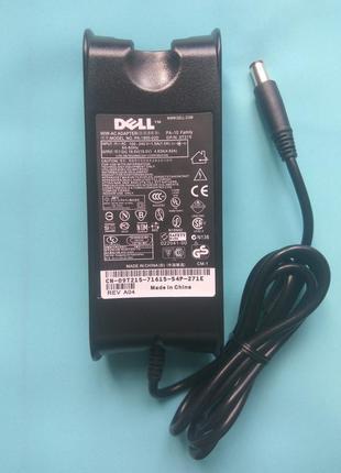 Блок питания для ноутбука Dell. Год гарантии. есть опт сервис-цен