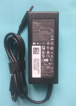 Блок питания для ноутбука Dell 19,5V 3,34A. Год гарантии. опт сер