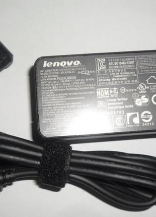 Блок питания для Lenovo 20v 2.25a