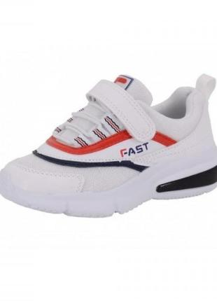 Кроссовки для мальчика Jong Golf 26, 27, 28, 29, 30, 31(р) Белый