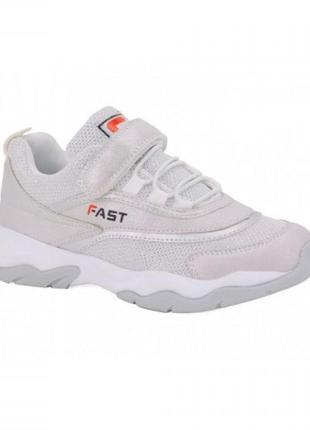 Кроссовки для девочек Jong Golf 26, 27, 28, 29, 30, 31(р) Белый B