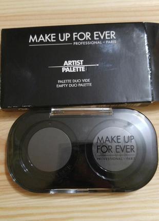 Make up for ever artist пустая палетка под рефиллы