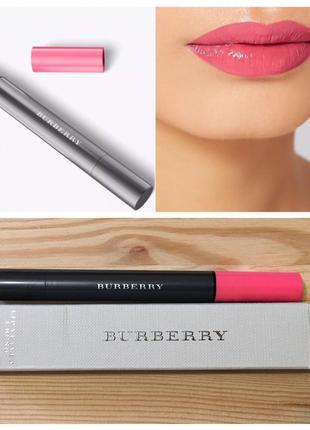 Жидкая помада для губ burberry lip velvet crush #49 light crim...