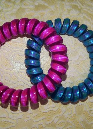 Подарок к покупке от 25 грн-набор 2 шт детских браслетов