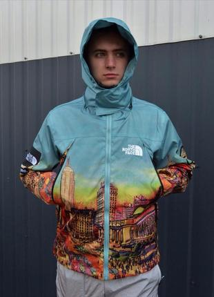 Куртка supreme x the north face summit