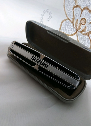 Губная гармошка SUZUKI mr-350
