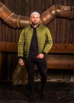 Мужская демисезонная куртка 3 расцветки
