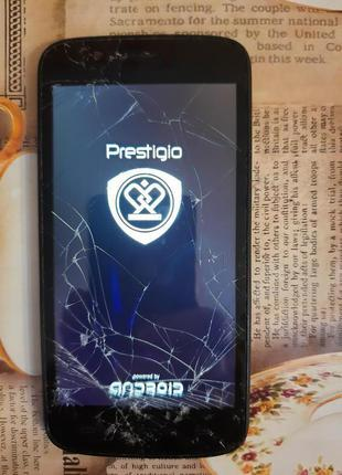 Prestigio PSP 5504 DUO Black