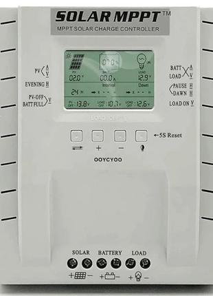 Сонячний контролер заряда МРРТ 60A 12 В 24 В