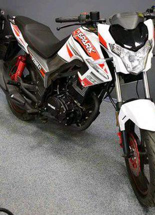 Продам мотоцикл Спарк 200 кубовый