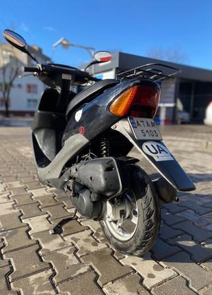 скутер honda dio af 34