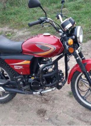 Продам мотоцикл Spark sp125-2x