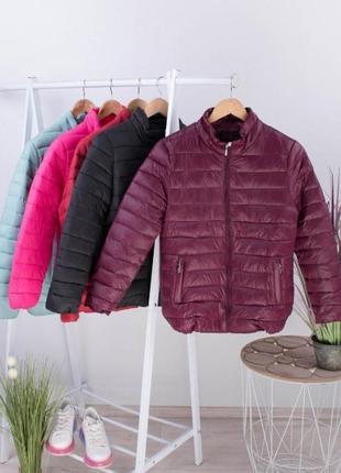 Женская куртка демисезон/деми