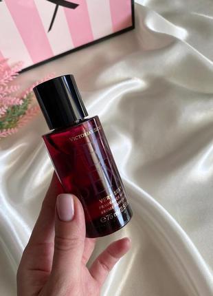 Мист парфюмированный спрей для тела victoria's secret very sex...
