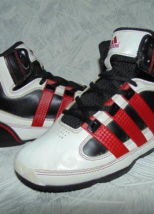 Модные высокие кроссовки adidas