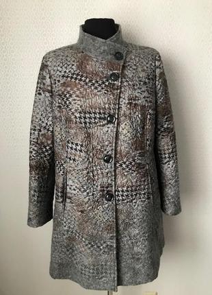 Оригинальное классное пальто (частично куртка) австрия, размер...