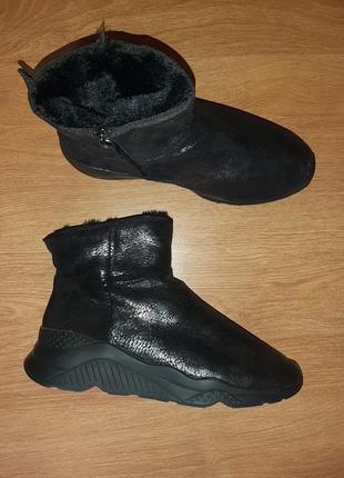 Зимние ботинки coolway (испания)