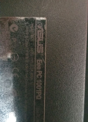 Б/У!!!   Ноутбук Asus Eee PC 1001PQ Yellow (1001P
