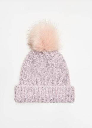 Продам новую женскую тёплую зимнюю шапку