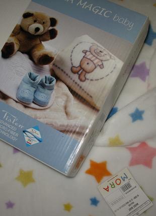 Детский плед MORA Magic baby 110/140 Испания