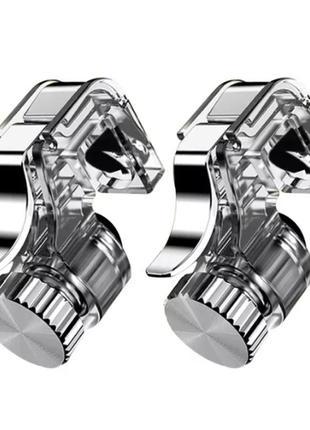 Тригеры R-11 металлические кнопки курки джойстик для PUBGMobile