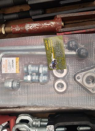 Комплект установки и подключения гидрораспределителя Р80 (2 секци