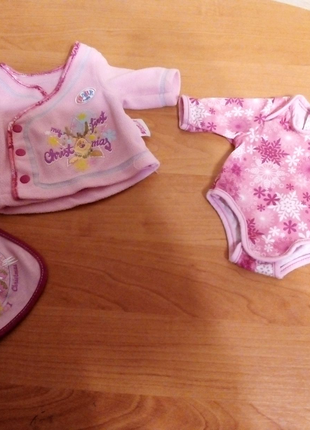 Baby born. Zapf creation. Беби Борн. Одежда для куклы. Кукольная