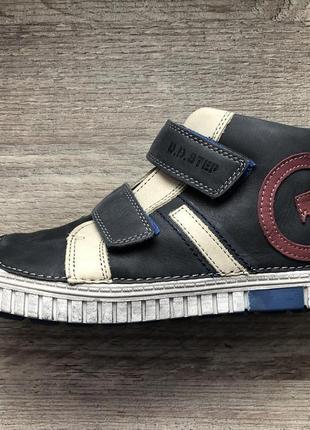 В наличии новые кеды ботинки Step кожанные супинатор нові кеди...
