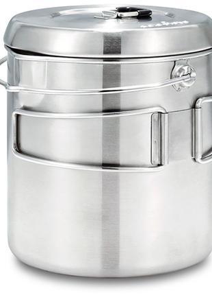 Котелок Преппера Solo Stove Pot 1800 (США)