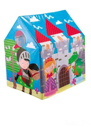 """Детский игровой домик-палатка """"Замок""""."""