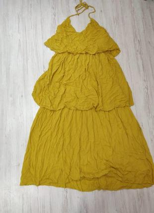 Ликвидация товара 🔥   платье макси летнее
