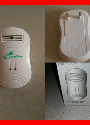 Ионизатор, не озонатор бытовой портативный