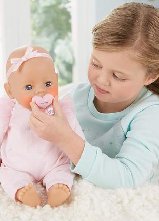 Интерактивный пупс кукла беби борн baby born zapf  creation