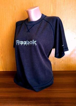 Спортивная футболка reebok женская