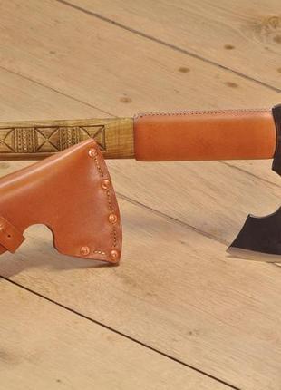 Бартка валашка Гуцульський топірець сокира топор axe