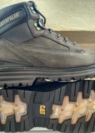 Зимние ботинки кроссовки caterpillar men's baseplate