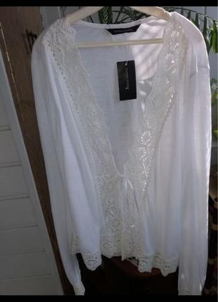 Кружевная блуза/накидка dunes