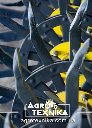 Борона ротационная навесная мотыга Queen-Q4 4 метров, Запорожская