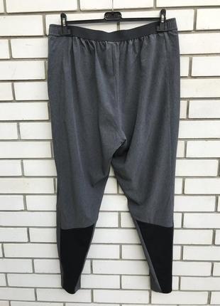 Легкие,серые, спортивные штаны,брюки,большого размера