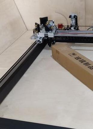 CO2 40W ЧПУ 690х710мм лазерный гравер резак grbl металлический...