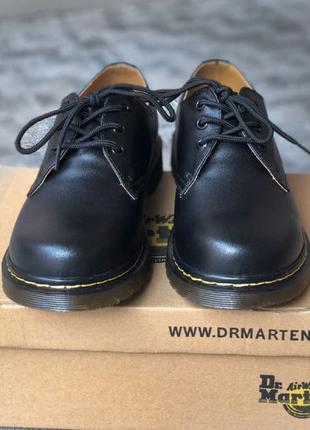 Мужские туфли Dr. Martens 1461 Black