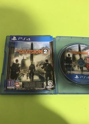 Tom Clancy's the division 2 игра