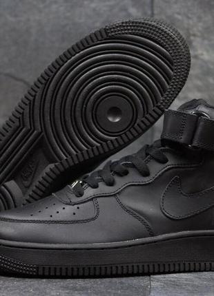 Кроссовки nike air force high высокие високі кросівки