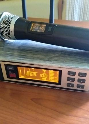 Радиомикрофон - радиосистема FAME MSW 500