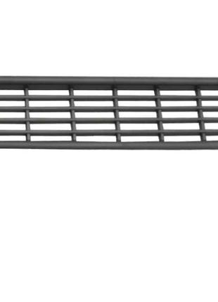 Решетка вентиляционная декоративная серебро 205х40мм