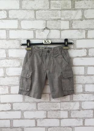 Стильные шорты на мальчика zara