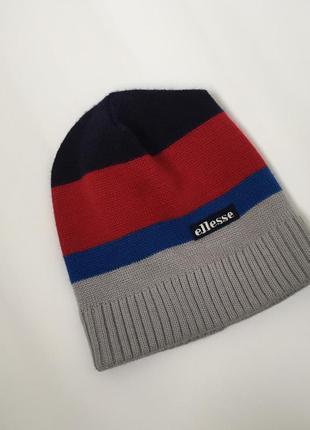 Зимняя теплая шапка ellesse